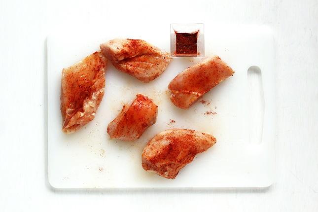 Lousiana Gumbo mit Huhn und Wurst