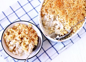 Mac and Cheese für derStandard.at