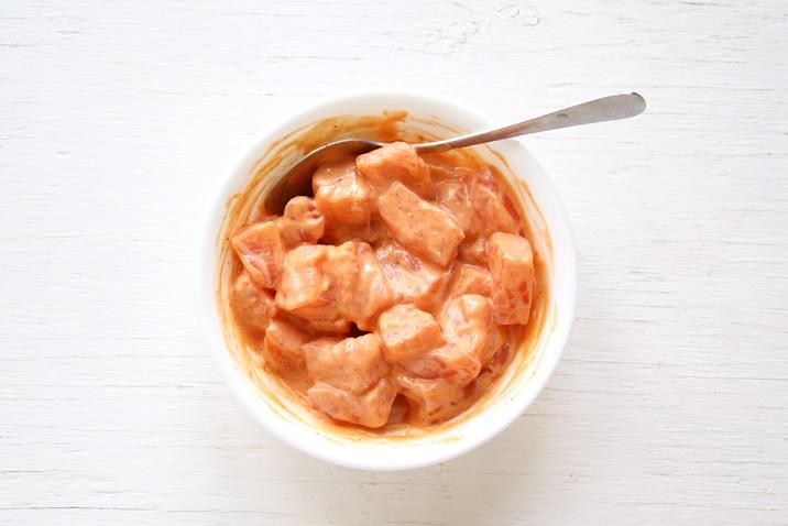 Marinade Spicy Ahi Poke