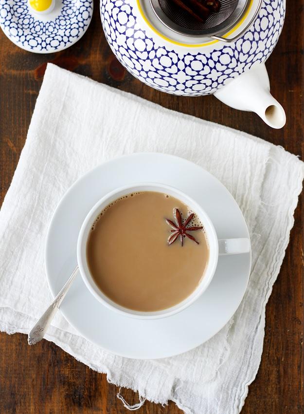Masala Chai Tee Rezept
