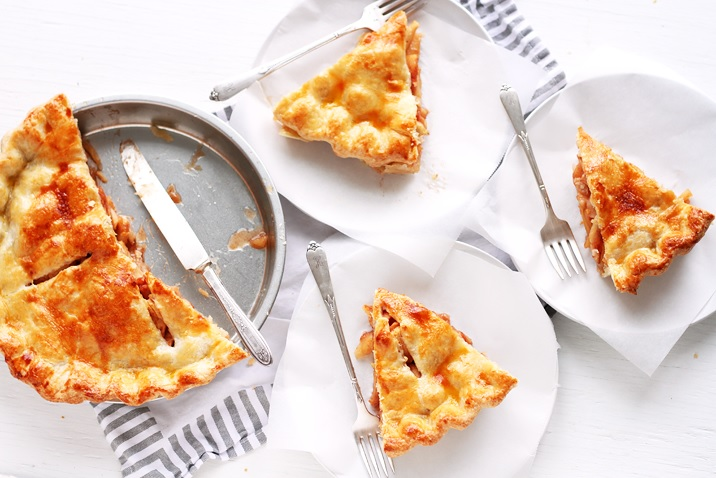 Old Fashioned Apple Pie Rezept