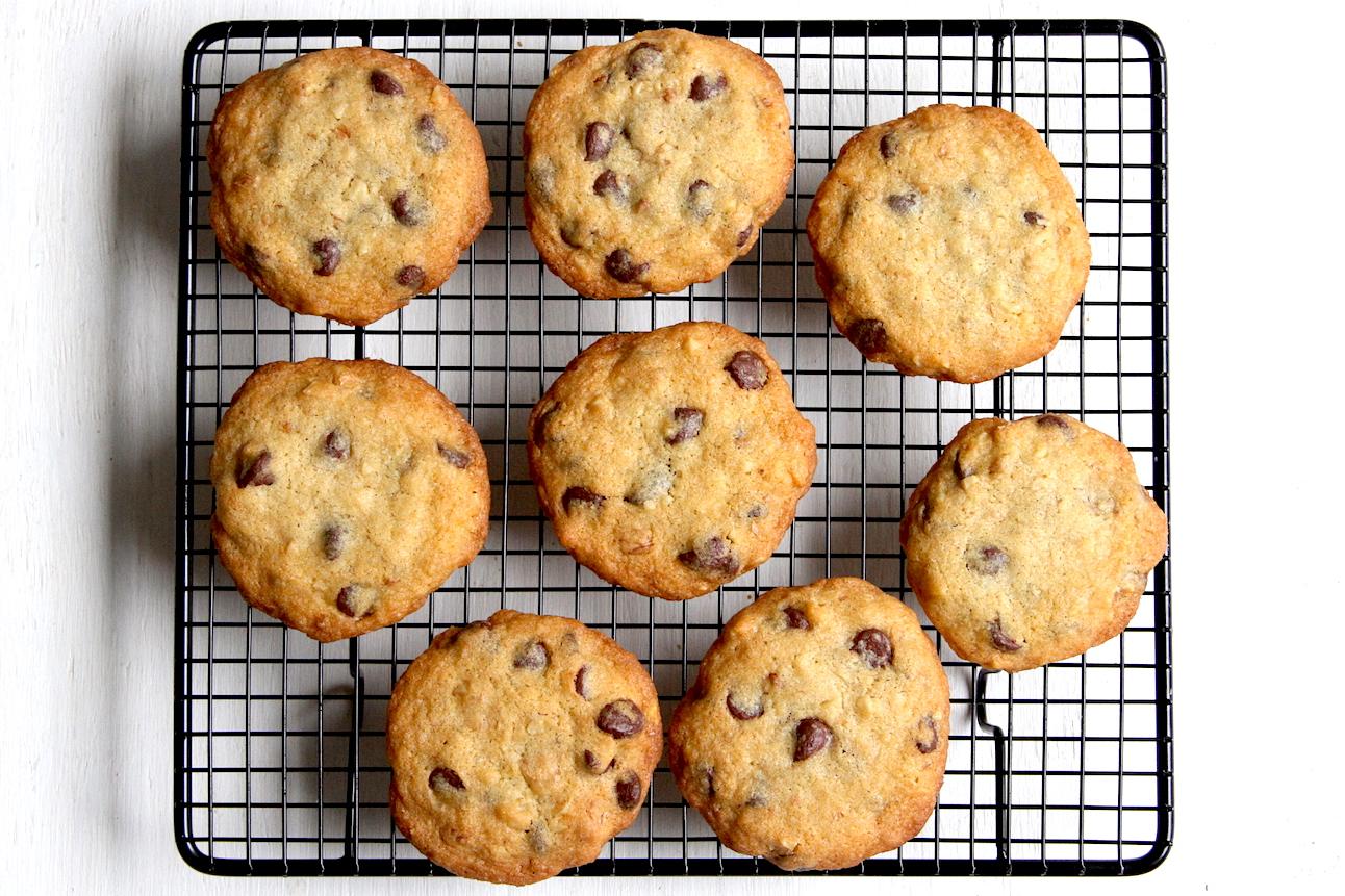 Die besten Chocolate Chip Cookies Rezept