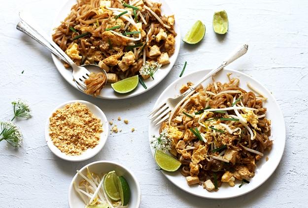 Pad Thai Vegetarisch Rezept