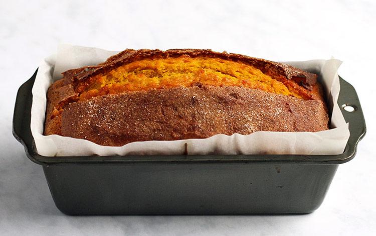 Pumpkin Bread Rezept Kastenform