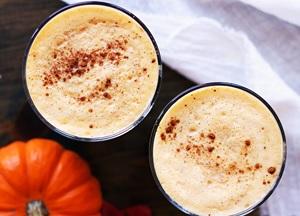 Pumpkin Spice Latte für derStandard.at