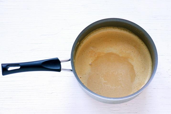 Pumpkin Spice Latte kochen