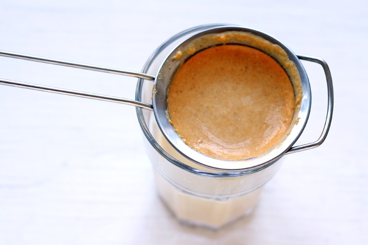 Pumpkin Spice Latte Rezept sieben