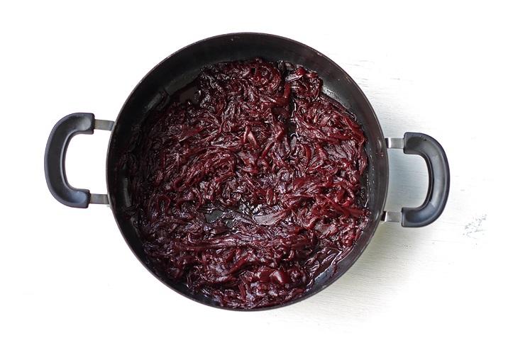Red Onion Jam - Zwiebel Marmelade