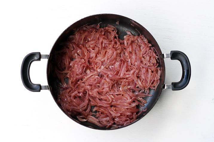Red Onion Jam Zwiebelmarmelade