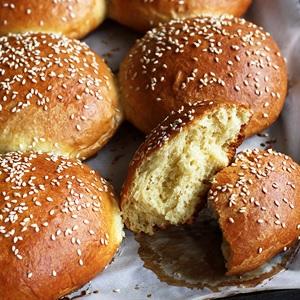 Brioche Burger-Buns