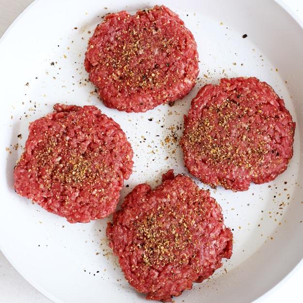 Burger Patties Selber Machen – mit Dry Rub