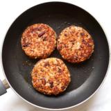 Rezept Burgerpatty Kidneybohnen