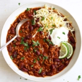 Rezept Chili con Carne einfach