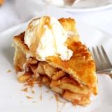 Rezept Easy American Apple Pie