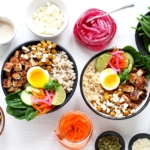 Vegetarische Grain Bowls