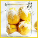 Marokkanische Salzzitronen – aus meinem Kochbuch