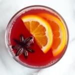 Klassischer Orangenpunsch – mit Video