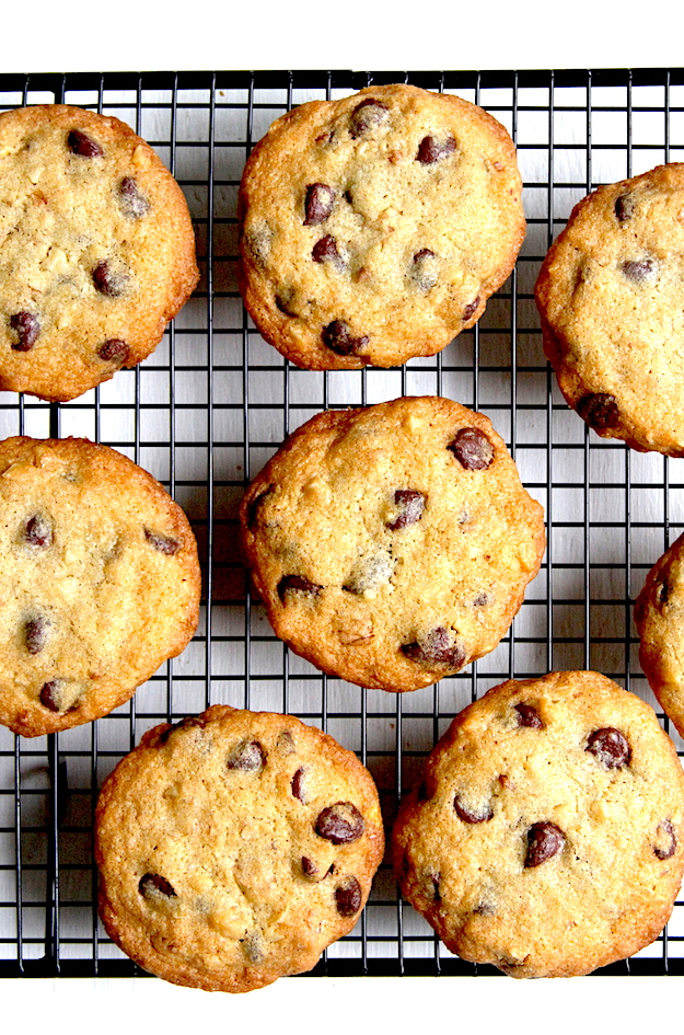 Rezept Original Chocolate Chip Cookies