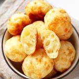 Rezept Pao de queijo Brasilianische Käsebällchen