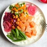 Rezept Poke Bowl mit Seesaibling heimischer Fisch