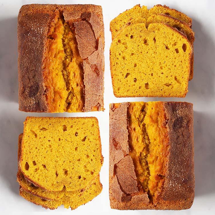 Pumpkin Bread – Saftiger Kürbiskuchen