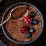Rezept Schnelles Mousse au Chocolat