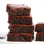 Mohn Brownies