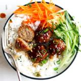 Rezept Teriyaki Fleischbällchen mit Sauce