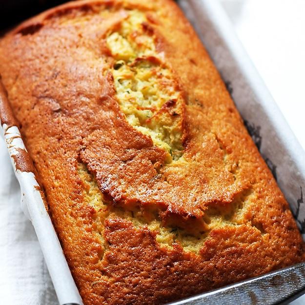 Zucchini Bread – Saftiger Zucchini-Kuchen
