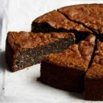 Saftiger Mohnkuchen ohne Mehl