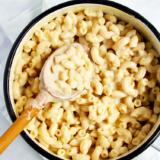 Rezept schnelle Mac and Cheese ohne Ofen