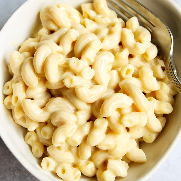 Schnelle Mac and Cheese ohne Ofen