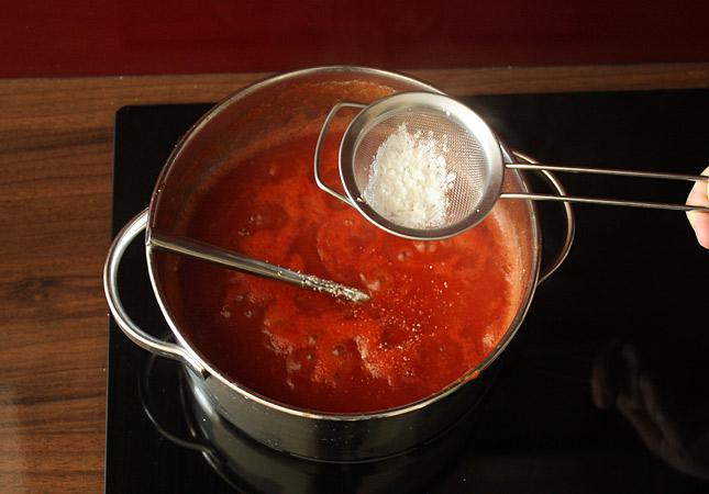 Rezept selbstgemachtes Ketchup