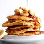 Banana Pancakes ohne Zucker