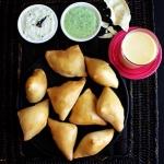 Samosas – Indische Teigtaschen