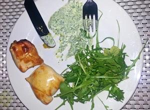 Samosas von Userin nachgekocht