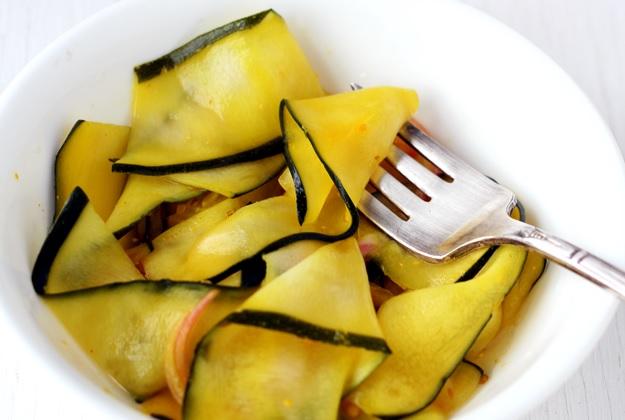 Schnell Eingelegte Zucchini Pickles Rezept