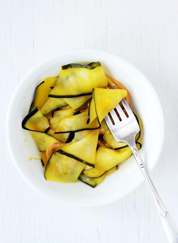 Schnelle Zucchini Pickles Rezept