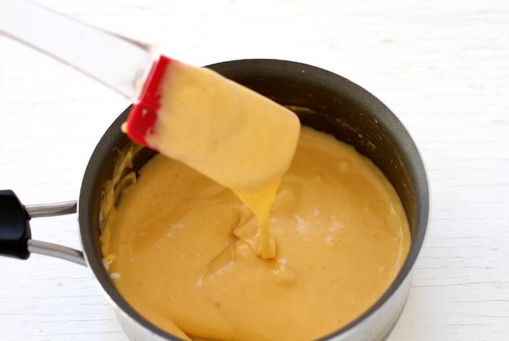 Schneller Käsedip