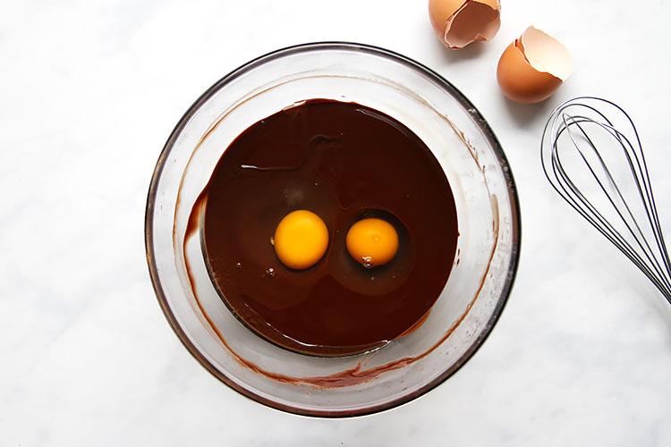 Schokolade Mohn Brownies Rezept