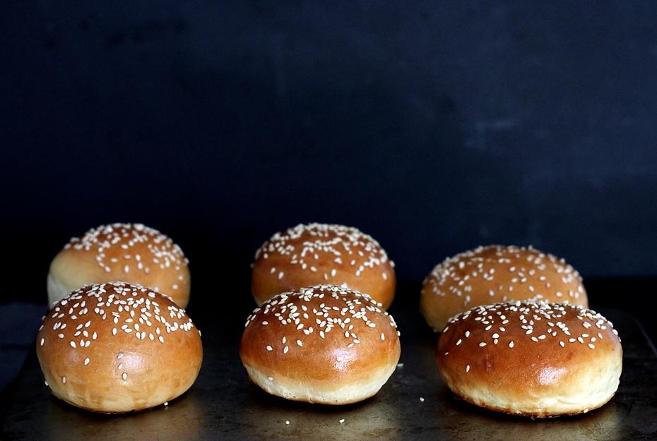 Sliders Burger Buns