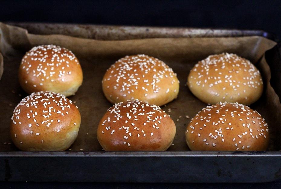 Sliders Mini Burger Buns