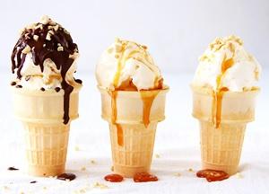 Ice Cream Sundaes für derStandard.at