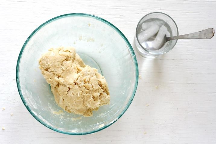 Teig Rezept für Apple Pie