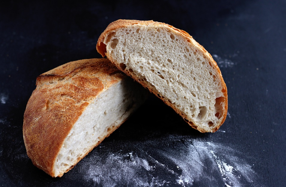 Topfbrot No Knead Brot