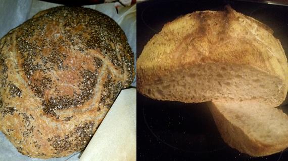 Brot Userin nachgekocht