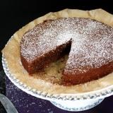 Torta Caprese - Schokoladenkuchen ohne Mehl
