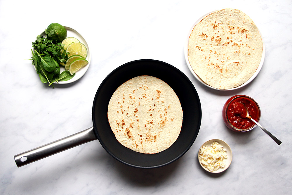 Tortillas Huevos Rancheros