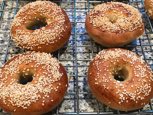 New York Bagels Userbild. Rezept von Tasteoftravel.at