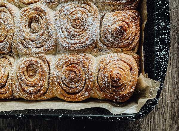 Userbild Cinnamon Rolls von Taste of Travel